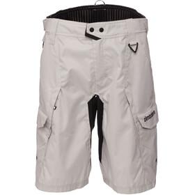 Zimtstern Targaz Bike Shorts Men Light Grey